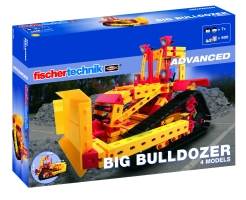 ADVANCED BIG BULLDOZER