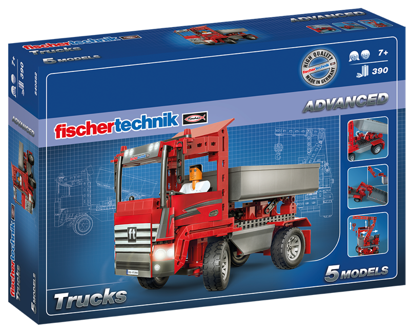 3D-packshot 540582 Trucks